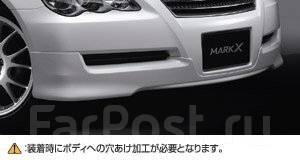 Губа. Toyota Mark X, GRX120. Под заказ