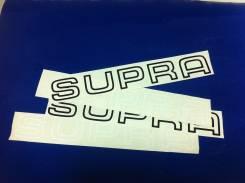 Наклейка. Toyota Supra