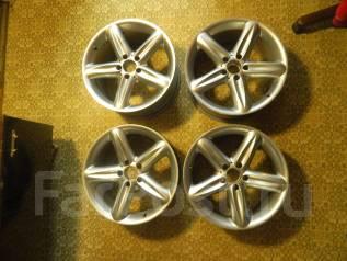 Mercedes. 8.5/9.5x18, 5x112.00, ET35/40, ЦО 66,5мм.