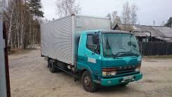 Mitsubishi Fuso Fighter D-VAN. Продается грузовик Mitsubishi fuso, 7 545 куб. см., 5 000 кг.