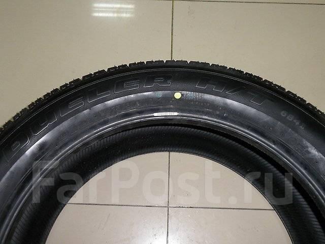 Bridgestone Dueler H/T 684II. Летние, без износа, 1 шт