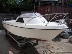 Yamaha Fish 15. Год: 1989 год, длина 4,50м., двигатель подвесной, бензин