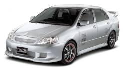 Обвес кузова аэродинамический. Toyota Corolla, NZE120, NZE121, NZE124, CE121, ZZE124, ZZE123, ZZE122, ZZE121
