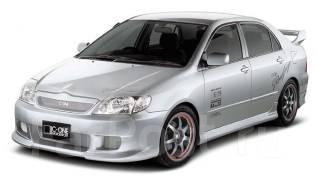 Обвес кузова аэродинамический. Toyota Corolla, ZZE124, ZZE121, CE121, ZZE121L, ZZE123L, ZZE122, ZZE123, NZE124, NZE121, NZE120