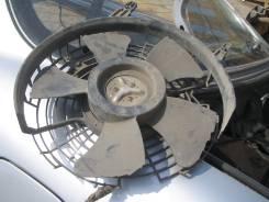 Вентилятор радиатора кондиционера. Toyota Corolla Ceres Двигатели: 4AGZE, 4AGE, 4AFE, 4A