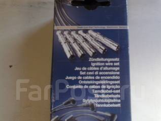 Бронепровода свечей BERU Германия ZEF1196. VW Golf/Passat 2.3 V5 96-00. Volkswagen Passat, 3B2 Volkswagen Golf
