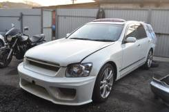 Бампер. Nissan Stagea, NM35, PNM35, HM35, M35, PM35 Nissan Stagea Ixis 350S, M35, HM35, NM35, PM35, PNM35