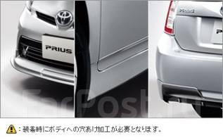 Порог пластиковый. Toyota Prius, ZVW30, ZVW30L. Под заказ