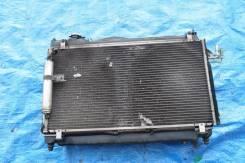 Радиатор охлаждения двигателя. Nissan Stagea, NM35 Двигатель VQ25DET