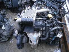 Двигатель в сборе. Subaru Pleo, RA2, RA1, RV1, RV2 Двигатель EN07
