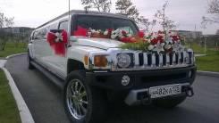 Белоснежный Hummer H3 4WD на Ваше торжество - 3000р/час