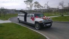 Белоснежный Hummer H3 4WD на Ваше торжество!