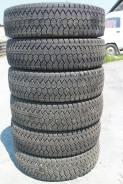 Dunlop SP 055. Зимние, без шипов, износ: 20%, 6 шт