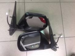 Зеркало заднего вида боковое. Suzuki Grand Vitara, TW54