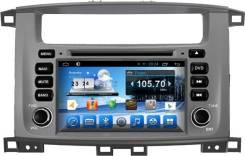 "Штатная магнитола 7"" Android 4.4 GPS, для Toyota Land Cruiser 100"
