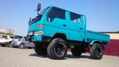 Toyota Dyna. Мостовой все блокировки, 3 500 куб. см., 2 000 кг. Под заказ
