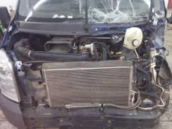 Радиатор кондиционера. Ford Transit