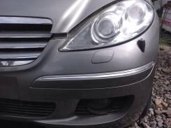 Передний бампер Mercedes A-class