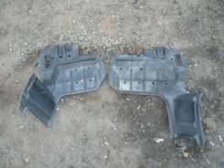 Защита двигателя. Toyota Voxy, ZRR75G Двигатель 3ZRFE