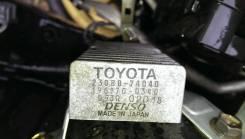 Блок управления топливным насосом. Toyota Caldina, ST215W, ST215 Двигатель 3SGTE