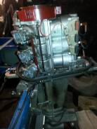 Лодочный мотор бийск -45. 45,00л.с., 2х тактный, бензин, нога S (381 мм), Год: 1993 год