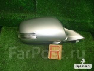Зеркало заднего вида боковое. Toyota Mark X, GRX120, 120