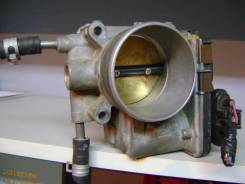 Заслонка дроссельная. Subaru Legacy, BP5 Двигатель EJ204