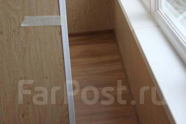 Ч/л Внешняя и внутренняя отделка балконов и лоджий , расширение.