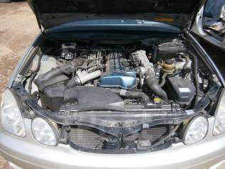 Тросик акселератора. Toyota Aristo, JZS161 Двигатель 2JZGTE