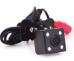 Камера заднего вида 4LED.