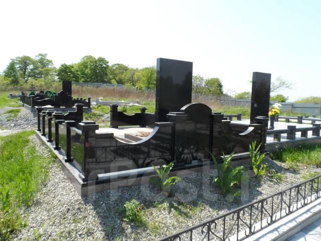Изготовление памятников, благоустройство, ручная гравировка, ограды