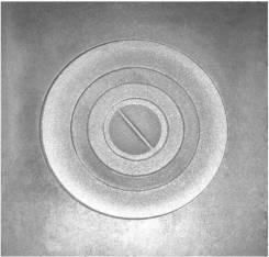 Чугунная плита под казан 705 mm х 530 mm