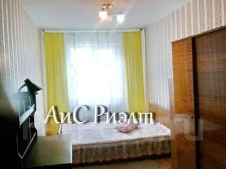 2-комнатная, улица Хабаровская 32а. Первая речка, агентство, 48 кв.м. Комната
