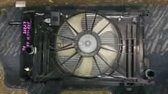 Радиатор охлаждения двигателя. Toyota Auris, ZRE152H Двигатель 2ZRFE