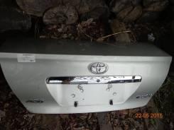 Крышка багажника. Toyota Allion, AZT240, NZT240, ZZT240, ZZT245, NZE, ZZE Двигатели: 1AZFSE, 1NZFE, 1ZZFE