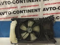 Радиатор охлаждения двигателя. Mitsubishi Colt Plus, Z23A Двигатель 4A91