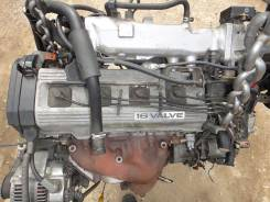 Контрактный б/у двигатель 4S-FE New трам на Toyota