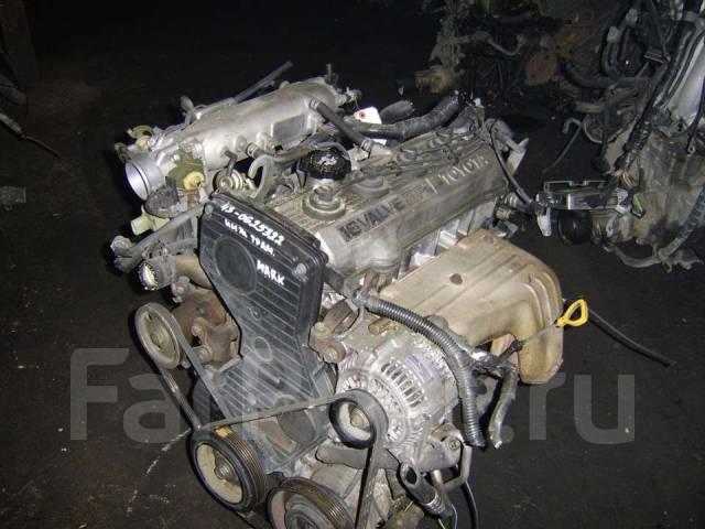 Контрактный б/у двигатель 4S-FE Old инж на Toyota