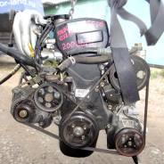 Контрактный б/у двигатель 5E-FE катуш. на Toyota