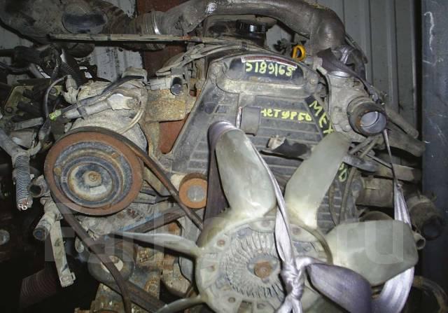 Контрактный б/у двигатель 5L на Toyota