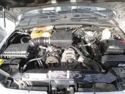 Автоматическая коробка переключения передач. Jeep Liberty Двигатели: 3, 7