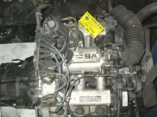 Двигатель. Isuzu Bighorn, UBS25GW, UBS25DW, UBS25 Двигатель 6VD1