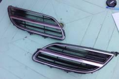 Решетка радиатора. Nissan Tino, HV10, PV10, V10, V10M Двигатели: QG18DE, QG18EM295P, SR20DE