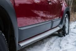 Накладка на дверь. Renault Duster