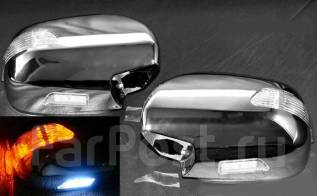 Корпус зеркала. Toyota Hilux Surf Toyota 4Runner Toyota Hiace Toyota Land Cruiser Prado Lexus GX470