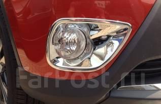 Заглушка бампера. Toyota RAV4