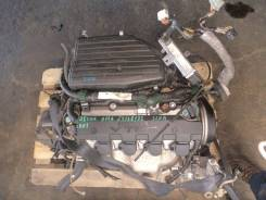 Контрактный б/у двигатель + КПП Honda D17A