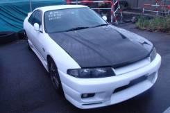 Nissan Skyline. ECR33, RB25