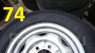 Продам грузовые колёса 195/75R15LT. 5.5x15 6x139.70 ЦО 100,0мм.