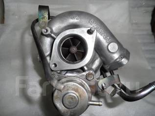 Турбина. Nissan Cedric Двигатель VQ30DET
